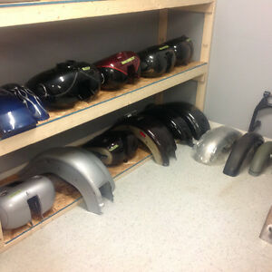 Complete Tins, Gas Tanks & Fenders for Harley Davidson models London Ontario image 8