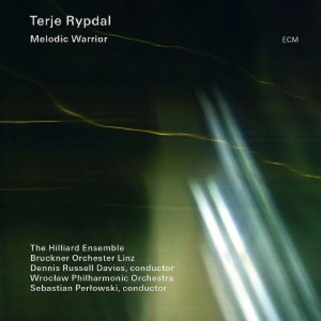 TERJE RYPDAL/THE HILLIARD ENSEMBLE - MELODIC WARRIOR  CD  13 TRACKS  JAZZ  NEU