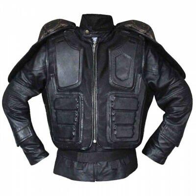 Karl Urban Judge Dredd Movie Jacket With Armour