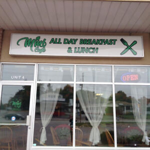 Be your own boss with this well established restaurant!