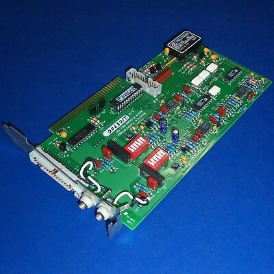 Balance Technology Control Card D-34060 Rev. G Pzf