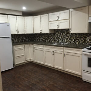 1 BEDROOM BSMT APT IN WHITBY - BRAND NEW