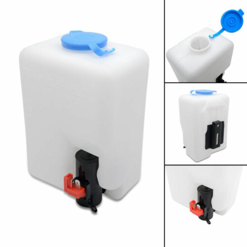 Universal Car Washer Bottle Kit Screenwash Switch for Boat Durable 12V New
