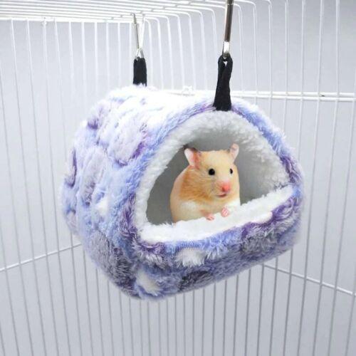 Sleeping Bed Hammock For Bird Parrot Hamster,