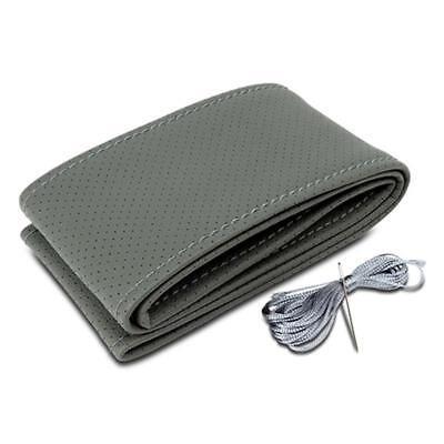 INT30182 - Funda de volante gris para coser BCCORONA