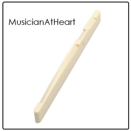 MusicianAtHeart REPLACEMENT SADDLE made for FENDER Acoustic Guitar