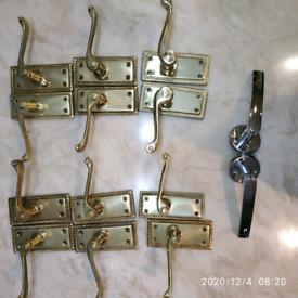 7x door handles bundle