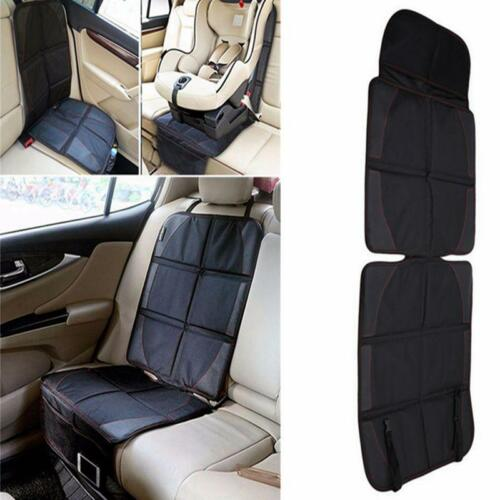 Baby Car Seat Protector Mat Covers Under Child Seat PU Leath