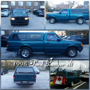 1996 Ford Ranger XLT , Excellent condition