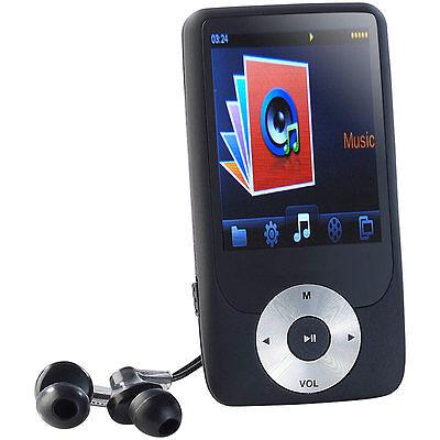 Multimediaplayer: DMP-361.fm MP3- und Video-Player/Recorder mit XXL-Display 2,4