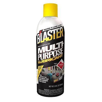 PB Blaster Penetrating Oil Mult Purpose 8 oz spray can