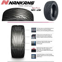 Nankang	NS-2R	235/45ZR17 97W XL (120 Treadware)	97W XL
