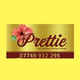 £40* Thai Massage Glasgow Prettie G49SA 07749932295 FreeParking