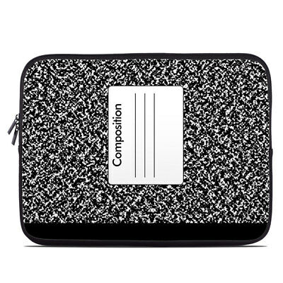 Zipper Sleeve Bag Cover - Composition Notebook - Fits Most L