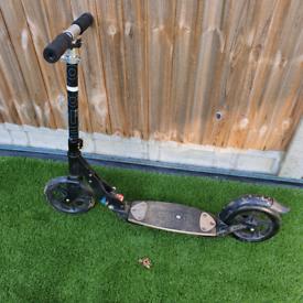 Micro Flex Deluxe Scooter Black