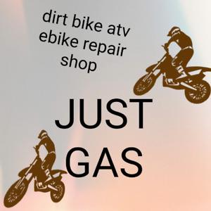 Offing ebike dirt bike atv repair only off shore