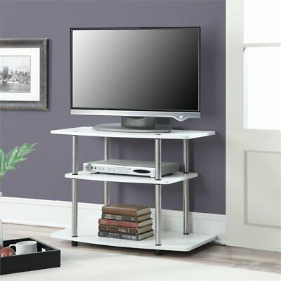 """Designs 2 Go Three-Tier TV Stand, for TVs up to 32"""" by Conve"""