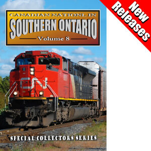 Canadian National In Southern Ontario Vol 8