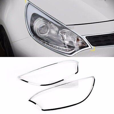 Chrome Fog /& Side Lamp Molding:4p Made in Korea for Kia BongoⅢ K2700 2012~