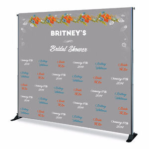 CUSTOM BANNERS/BACKDROP PACKAGE/STEP&REPEAT - LOW AS $159.00! Edmonton Edmonton Area image 2