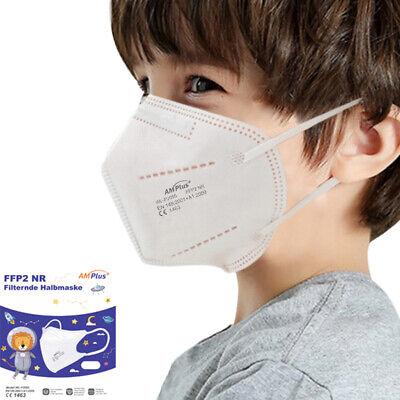 Kleine FFP2 Masken 20 Stück einzeln verpackt ideal für Kinder Maske Mundschutz
