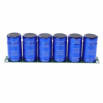 Farad Capacitor 2 7v Super Capacitance Protection 6 Pcs Set 500f Board 1 Board1