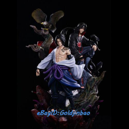CW&Surge Studio Naruto Love&Hate Uchiha Sasuke Itachi GK Collector Resin Statue