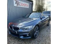 2017 BMW 4 Series 420d Diesel [190] M Sport 2 Door [Professional Media Pack] CON