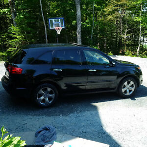2009 Acura MDX Elite with Entertainment and Sport Package
