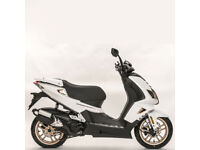 Peugeot Speedfight 50cc 4 AC Pure 0% Finance £99 deposit £20.20 pw