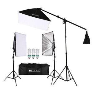 CanadianStudio Pro softbox Continuous Lighting Photo 1500 watt