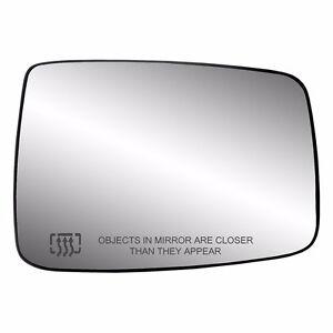 Vitre de miroir chauffante passager pour Dodge Ram 2009-2013