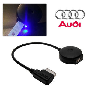 audi bluetooth adapter vehicle parts accessories ebay. Black Bedroom Furniture Sets. Home Design Ideas