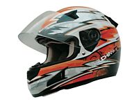 DUCHINNI D429 XL BRAND NEW HELMET. COMES IN ORIGINAL BOX AND COMES WITH HELMET BAG IN NEW CONDITION