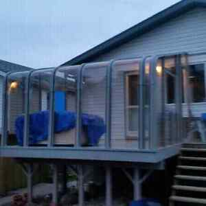 Affordable Sunrooms and Green houses..