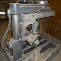 rockwell 12  inch  Radial Arm Saw