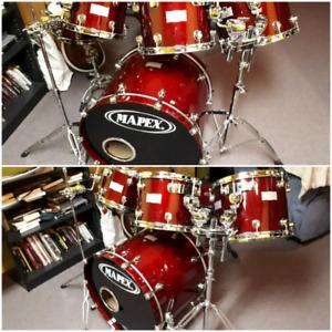 Drum mapex saturn séries