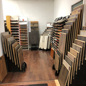 LAMINATE FLOORING SALE! OVER 300 MODELS TO CHOOSE FROM!