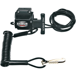 Pro armor tether for polaris arctic cat sleds.