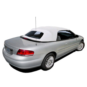 Toit convertible Chrysler Sebring 2001-06   neuf . TOP ONLY.