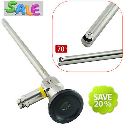 7de 8x180mm Endoscope Laryngoscope Connector Fit For Storz Stryker Olympus Top