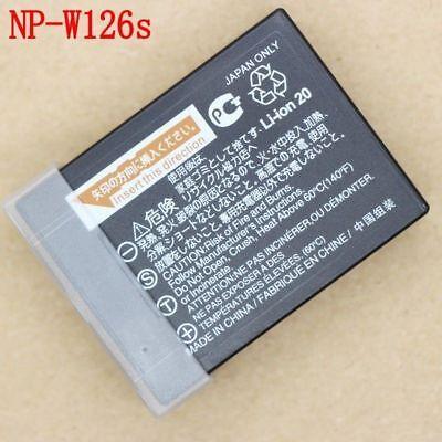 NEW Genuine Fujifilm NP-W126S W126S Battery For X-T2 / X-Pro2 NP-W126