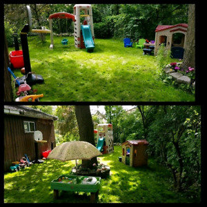 Tina Bears' Home Daycare-spot available