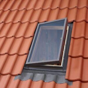 VELUX VLT Conservation Access Escape Roof Window 45x73cm +flashing Loft Skylight