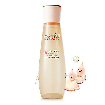 ETUDE HOUSE Moistfull Collagen Facial Skin Toner 200ml