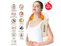 U Shape Electrical Back Neck Shoulder Body Massager