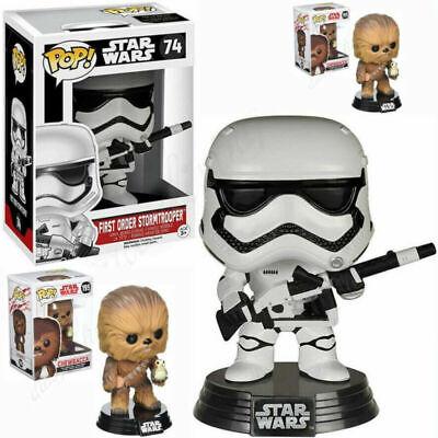 UK 2020 Stock Funko POP Star Wars Movie game character Vinyl Figure Collections
