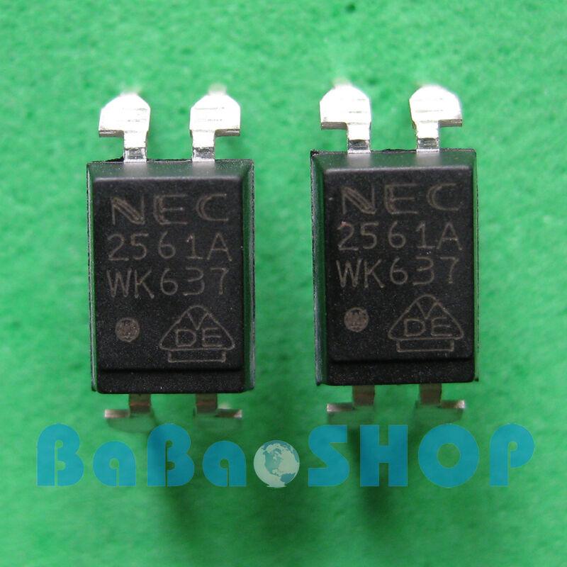 5pcs New NEC2561A NEC2561 2561A 2561 PS2561A PS2561 NEC PHOTOCOUPLER DIP-4