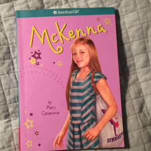 American Girl Mckenna Book