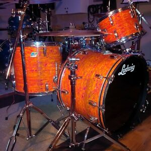 Ludwig 70's Classic Maple Mod Orange REDUCED